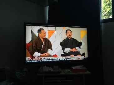 Interview on Channel News Asia   History of Bhutan