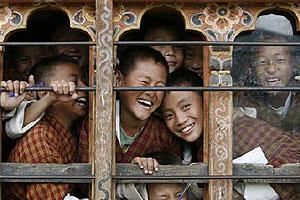 Of Bhutan, happiness and development index   History of Bhutan
